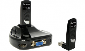 Q-Waves Wireless USB AV