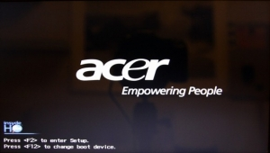 Рассмотрим на примере Acer