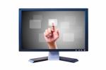 Как подключить телевизор к компьютеру